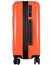 Off-White c/o Virgil Abloh Suitcase Naranja