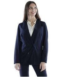 Ottod'Ame Jacket - Blauw