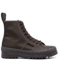 L'Autre Chose Superga sneakers - Marron