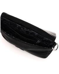 Dolce & Gabbana Bolso de hombro de nailon samboil Negro