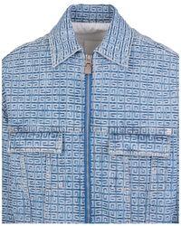 Givenchy Coat Azul
