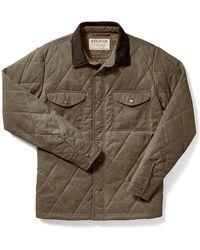 Filson Hyder Quilted Jacket - Verde