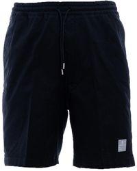 Department 5 Shorts - Zwart
