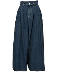 Isabel Marant Trousers 21ppa182921p014i - Blauw