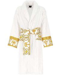 Versace Robe - Bianco