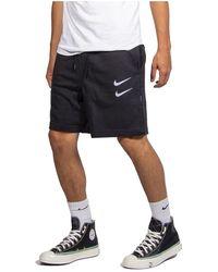 Nike Sportswear Shorts - Zwart
