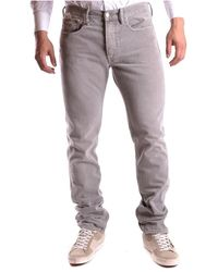 Ralph Lauren Clothing Jeans U33 I008R C0Aaa A0124 - Grigio