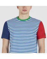 Paul & Shark Camiseta de rayas Azul