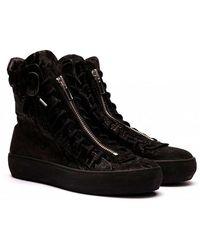 The Last Conspiracy Taro Reversed Boots - Zwart