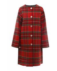 Marni Coat - Rood