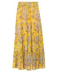 Desigual Skirt - Geel