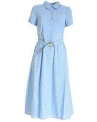 Polo Ralph Lauren - 250830205 002 Dress - Lyst
