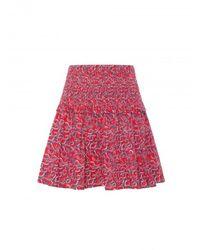Pepe Jeans Skirt - Rood