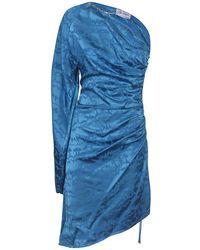 The Attico Dress - Blauw