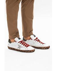 Golden Goose Deluxe Brand 'superstar Classic' Sneakers - Wit