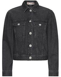 Custommade• Yoel Jacket - Grijs