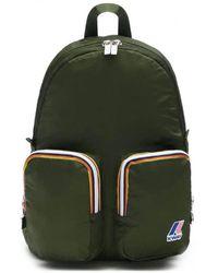 K-Way Bag - Groen