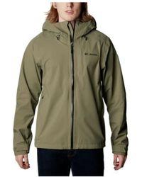Columbia Jacket 1932854397 - Groen