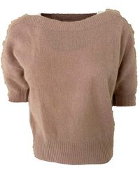 Six Ames Moi sweater - Rose