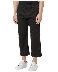 N°21 Trousers - Zwart