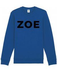 Zoe Karssen Zoe Bold Sweater - Blau