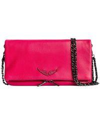 Zadig & Voltaire Bag - Roze