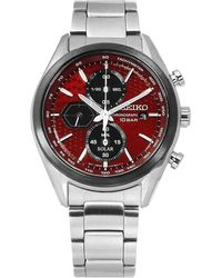 Seiko Watch - Rouge