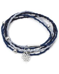 Ambush Necklace - Blauw