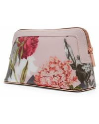 Ted Baker Genlee Toiletbag - Roze
