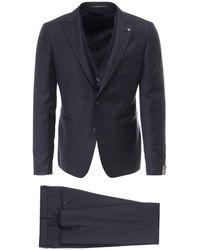 Tagliatore - Suit 3Fbr26A0106Uea291 - Lyst