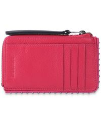 Zadig & Voltaire Card holder - Rosa