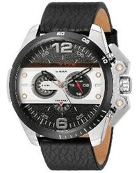 DIESEL Watch Dz4361 - Zwart