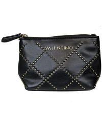 Valentino Mandolino Cosmetic Case - Zwart
