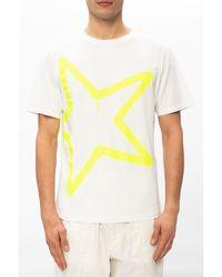Golden Goose Deluxe Brand T-shirt - Wit
