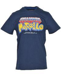 Frankie Morello T-shirt - Blauw
