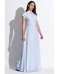 Karl Lagerfeld Dress Azul
