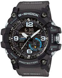 G-Shock G-shock Mudmaster - Zwart