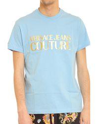 Re-hash T-shirt - Blauw