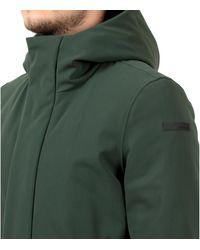 Rrd - Coat Verde - Lyst