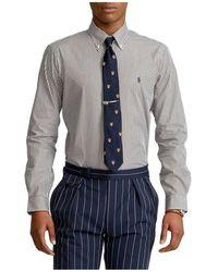 Polo Ralph Lauren Long Sleeve Sport Shirt - Bruin
