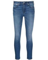 Rag & Bone Jeans - Blauw