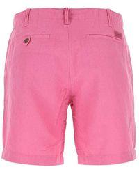 Polo Ralph Lauren Bermuda Shorts Rosa
