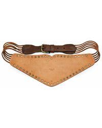Dior Cinturón bóxer usado Marrón