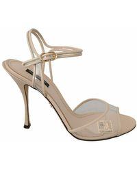 Dolce & Gabbana Sandals Shoes - Meerkleurig