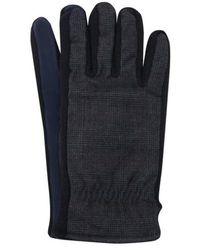 Paul & Shark Gloves - Blauw