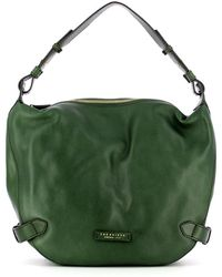 The Bridge Hobo Bag Maria - Groen