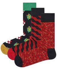 Happy Socks Socks - Rood