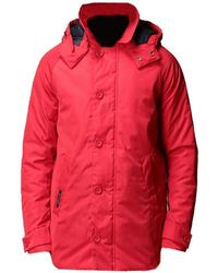 Henri Lloyd Giubbotto uomo jacket - Rojo