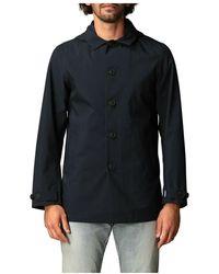 Save The Duck Benjamin Coat Shirt - Zwart
