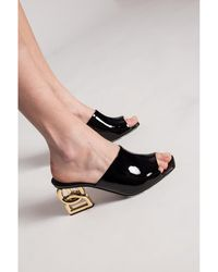 Dolce & Gabbana Mules Negro